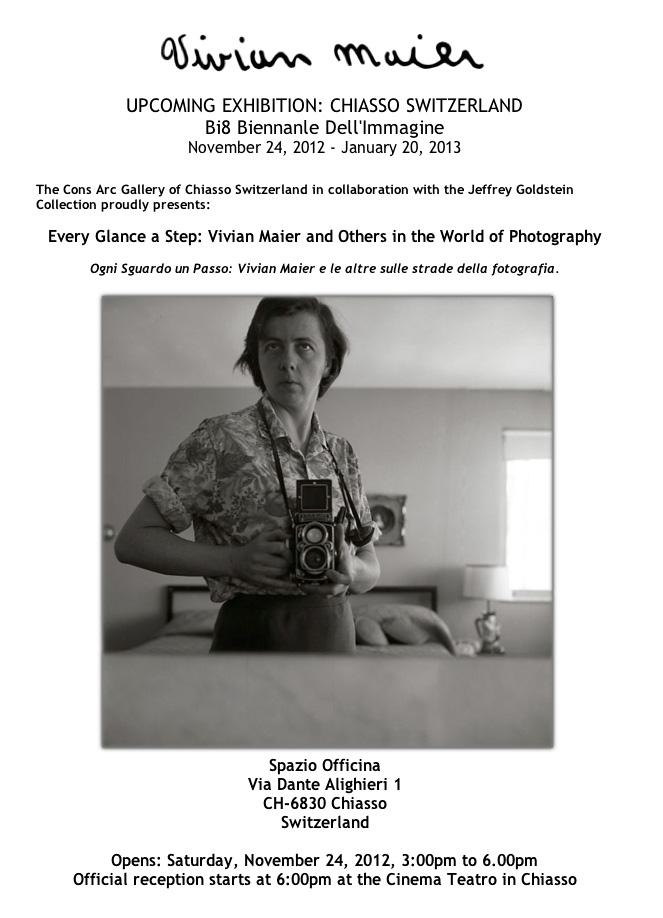 Vivian Maier Exhibition