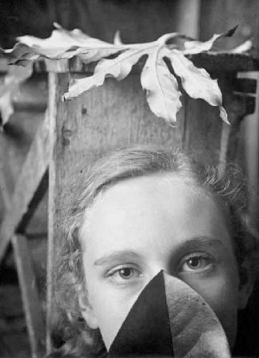 Paolo Monti, Gli occhi, 1951 - Fotografia di Paolo Monti ©