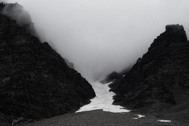 Monika Bielskyte - Himalayan Landscape, from