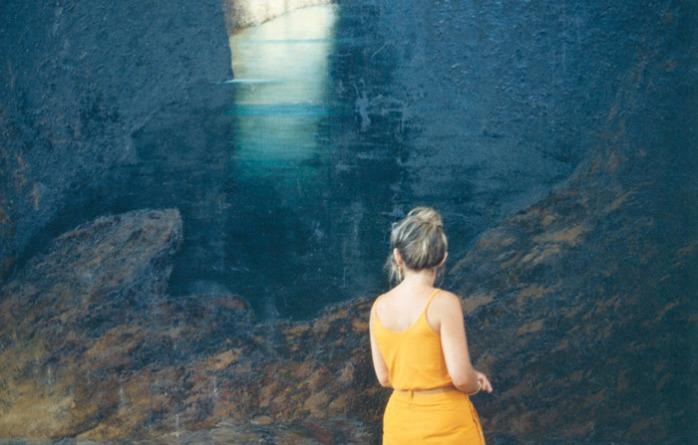 Luigi Ghirri, Capri, 1981 - © Eredi di Luigi Ghirri