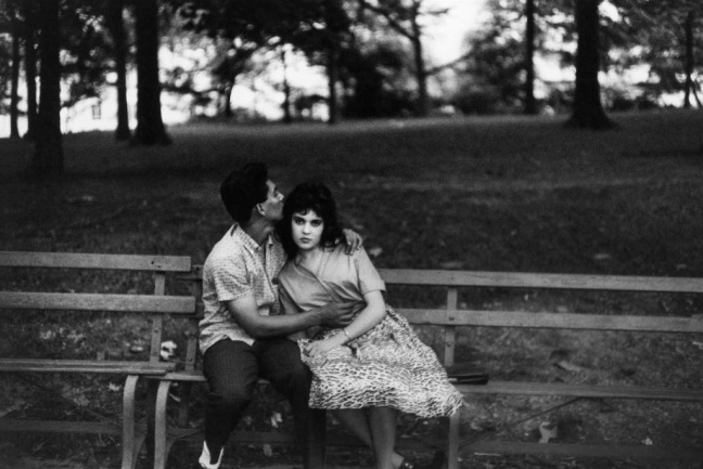 Bruce Davidson - Central Park, New York City, 1960 - Copyright Bruce Davidson