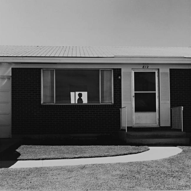 Robert Adams - Colorado Spring, CO, 1968 - Copyright Robert Adams