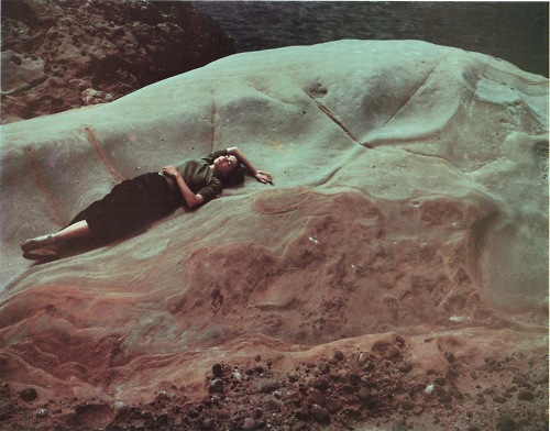 Edward Weston, Dody, Point Lobos, 1947 Ektachrome -© Image copyright of their respective owners, assignees or others