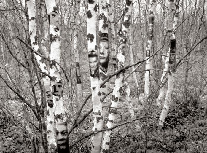 """Jorma Puranen - De la série """" Retour imaginaire chez soi """", 1991- © copyright Jorma Puranen"""