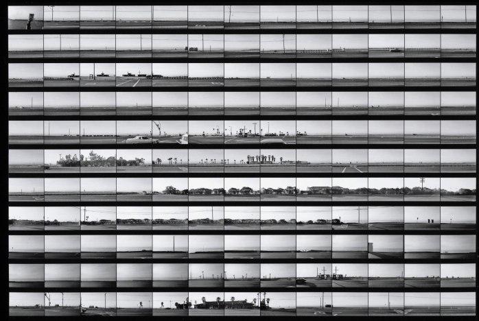 Ed Ruscha - Contact Sheet for Pacific Coast Highway, 1974 - © Ed Ruscha