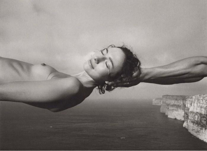 Arno Rafael Minkkinen - Laurence, Ta 'Cenc, Gozo, Malta, 2002 - © Arno Rafel Minkkinen