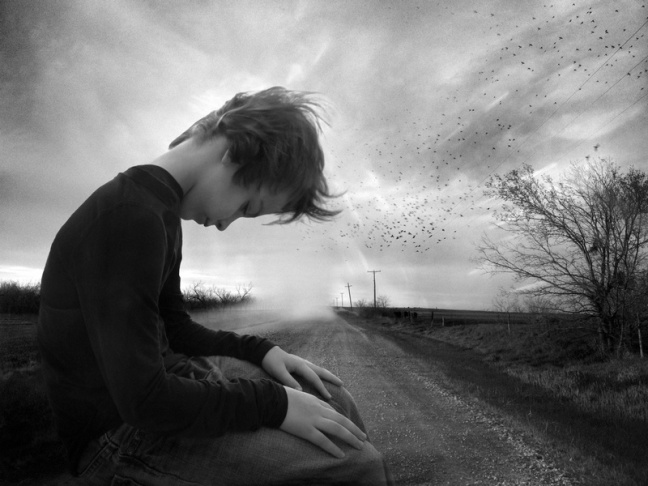 """Angela Bacon-Kidwell, A Broken Hallelujah, from the series """"Home by Nightfall"""" - © Angela Bacon-Kidwell"""