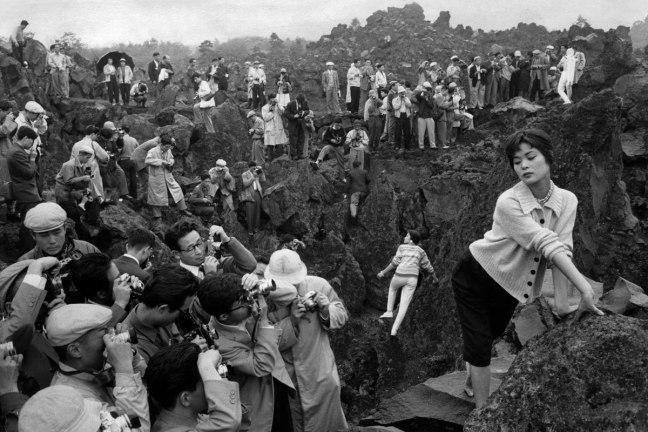 Marc Riboud, Photography Fair 150 Kilometers from Tokyo Japan, 1958 - ©Marc Riboud