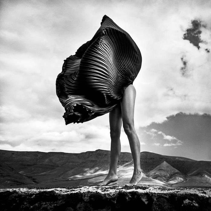 Szymon Brodziak: The Flower. Lanzarote, Spain, 2014. © Szymon Brodziak