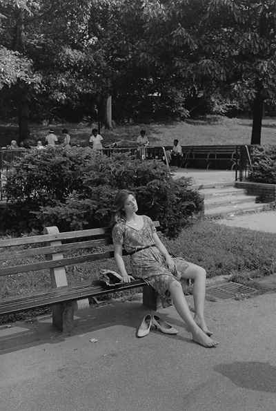 Tod Papageorge: Central Park, 1981 - © Tod Papageorge
