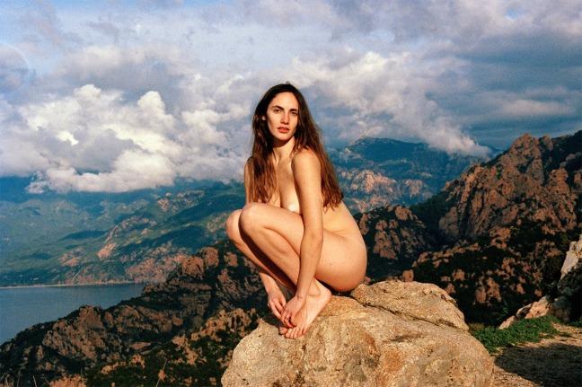 Amanda Charchian, Xamira in Corsica, 2014 - © Amanda Charchian