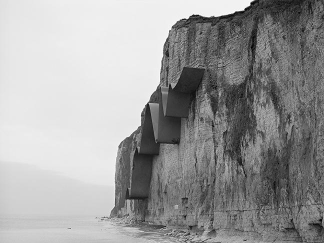 """Mathieu Bernard Reymond, from the series """"Monuments"""", 2005 - © Mathieu Bernard-Reymond"""