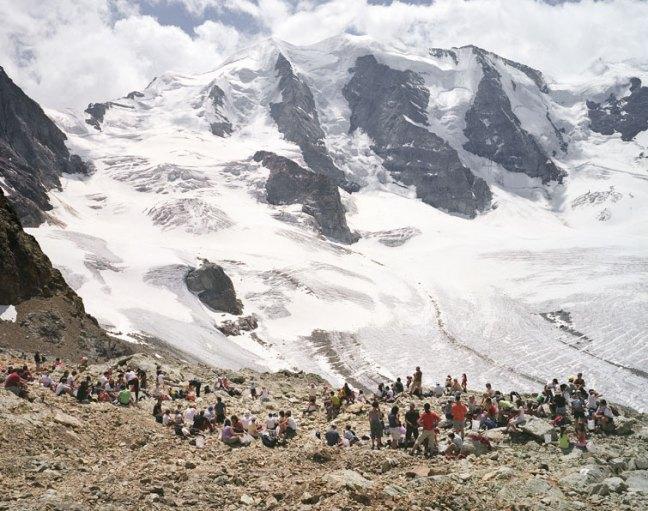 Matthieu Gafsou, Alpes, Personnal project, 2008-2012 - © Matthieu Gafsou