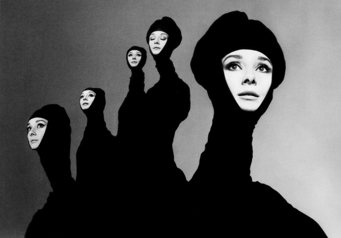 Richard Avedon, Audrey Hepburn, New York, January 1967 - © Image is copyright of the respective owners, assignees or others