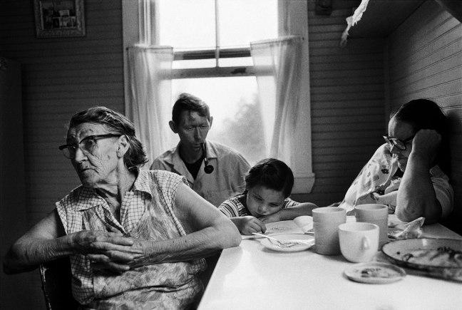 "Steven Rubin, Grandma Rosie's kitchen, from the series ""Vacationland"", 1983 - © Steven Rubin"