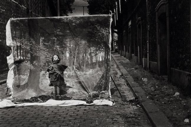 Sarah Moon. untitled (Morgan) for Le Petit Chaperon Rouge, 1983 - © Sarah Moon