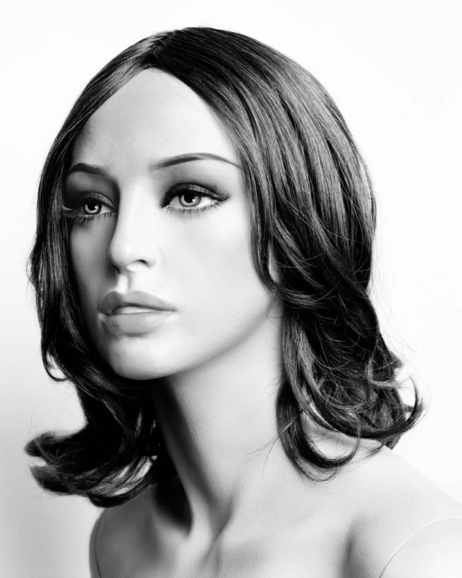 "Valerie Belin, Untitled, 2015, from the series ""Mannequins (untitled) - © Valerie Belin"