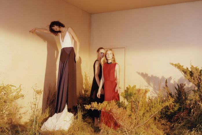Jamie Hawkesworth, Zara Woman Campaign, Fall Winter 2015 -©   Jamie Hawkesworth