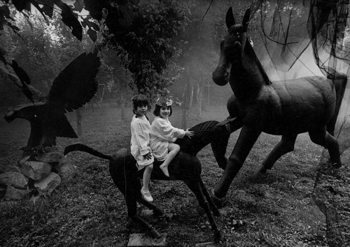 Mario Lasalandra, Gemelle (Twins), 1999 - © Mario Lasalandra