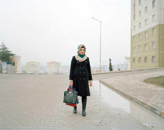 "Paola De Pietri, from the series ""Istambul New Stories"", 2012 - © Paola De Pietri"