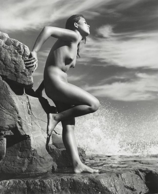 Yoshiyuke Iwase, Untitled, (Nudes), c.1950 - © Iwase Yoshiyuki
