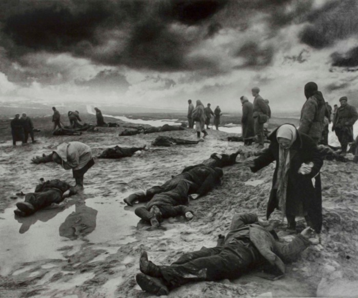 Dimitri Baltermants, Grief, or Searching for the Loved Ones in Kerch,1942 - © Image is copyright of the respective owners, assignees or others