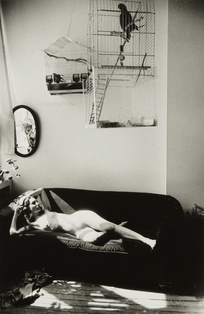 Édouard Boubat, Nu féminin, c. 1970 - © Image is copyright of the respective owners, assignees or others