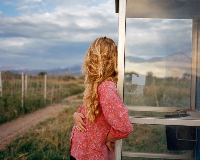 Trent Davis Bailey, Karen Hotchkiss, Colorado, 2014 - © Trent Davis Bailey