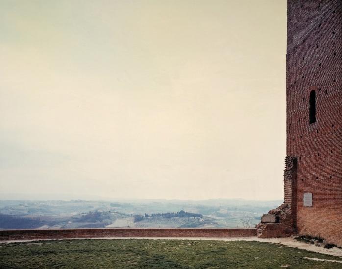 San Miniato, Italy (Grassy Ledge), 1990