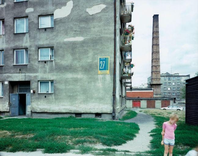 Elblag, Pologne, 08.1994 ©Guido Guidi