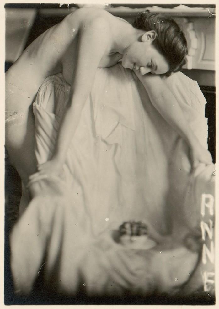 Frank Eugene - Anne Königer Smith, 1912